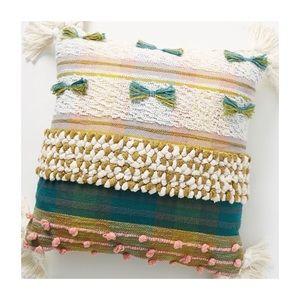 All Roads Yucca Pillow Green